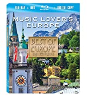 Best of Europe: Music Lover's Europe [Blu-ray] [Import]