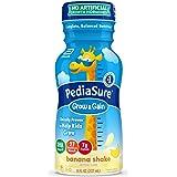 Pediasure Grow & Gain Kids' Nutritional Shake, With Protein, DHA, Vitamins & Minerals, Banana, 8 Fl Oz, 24 Count