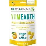 YumEarth Organic Cheeky Lemon Hard Candy, 3.3 Ounce (Pack of 6)