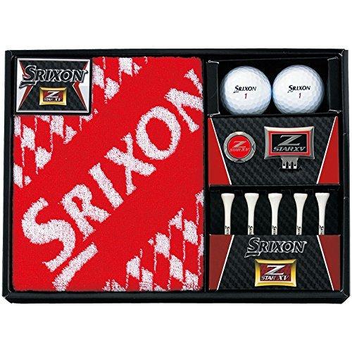 DUNLOP(ダンロップ) SRIXON Z-STAR XV ボールギフト GGF-F2070
