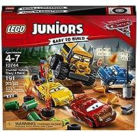 レゴ (LEGO) ジュニア ディズニー カーズ サンダーホローのクレイジー8レース 10744