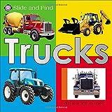 Slide And Find: Trucks