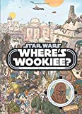Star Wars Where's the Wookiee Search and Find Book (Search & Find Activity Books)