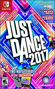 Just Dance 2017 For Nintendo Switch (輸入版:北米)