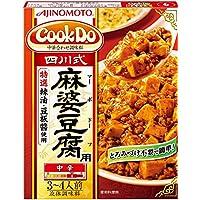 味の素 Cook Do 四川式麻婆豆腐用 106.5g