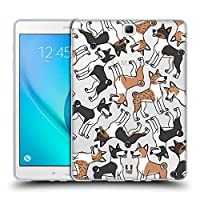 Head Case Designs バセンジ ドッグブリード・パターンズ 5 Samsung Galaxy Tab A 9.7 専用ソフトジェルケース