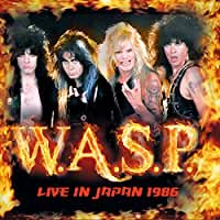 Live In Japan 1986