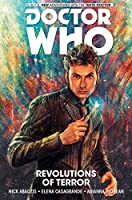 Doctor Who, The Tenth Doctor: Revolutions of Terror (Dr Who Graphic Novel)