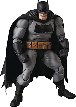 MAFEX マフェックス BATMAN (The Dark Knight Returns) 全高約160mm 塗装済み アクションフィギュア