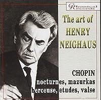 The Art of Heinrich Neuhaus Vo