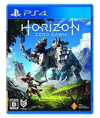 Horizon Zero Dawn 通常版 - PS4