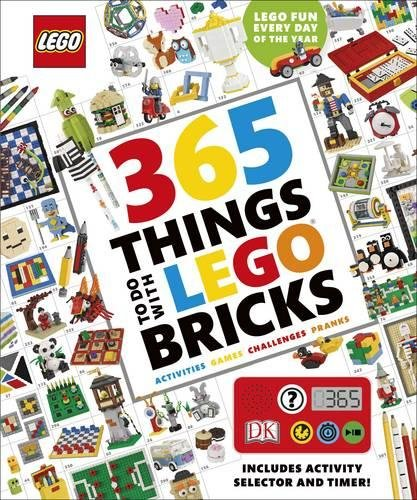 365 Things to Do with LEGO® Br...