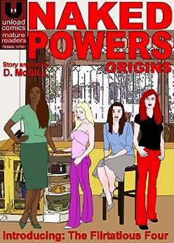 [McGill, Dan]のNaked Powers: Origins (English Edition)