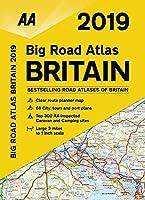 AA 2019 Big Road Atlas Britain (Aa Road Atlas Britain)