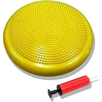 DABADA(ダバダ) バランスディスク バランスクッション 体幹クッション ポンプ付き