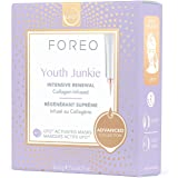 FOREO Youth Junkie UFO-Activated Mask, 6g 6 count