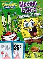 Spongebob Squarepants Flash Cards - Making Cents by Bendon [並行輸入品]