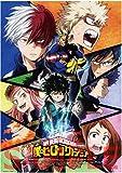 BD 僕のヒーローアカデミア セカンドシーズン 第1巻 初回生産限定版 アニメイト特典 キービジュアルポスター