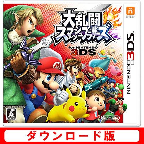 大乱闘スマッシュブラザーズ for ニンテンドー3DS [オ...