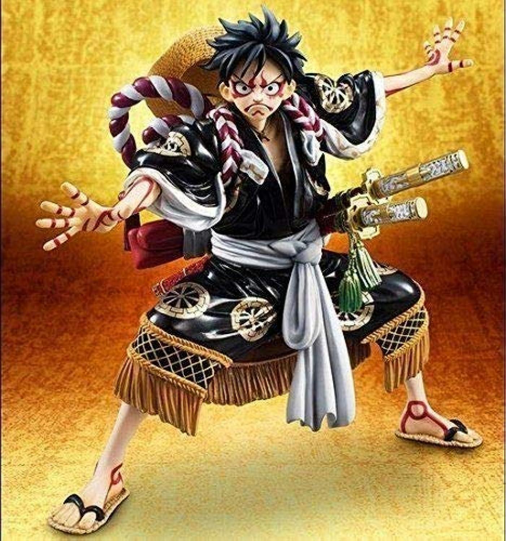 Portrait.Of.Piratesワンピース KABUKI EDITION  モンキー?D?ルフィ 再演 P.O.POP 歌舞伎