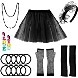 selizo 80s Accessories for Women, 80s Costumes for Women