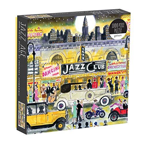 Michael Storrings Jazz Age 1000 Piece Puzzle