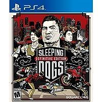 Sleeping Dogs: Definitive Edition- PlayStation 4 [並行輸入品]