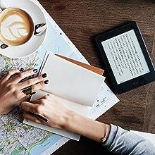 Kindle Paperwhite、電子書籍リーダー、Wi-Fi 、ブラック