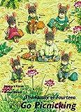 The Family of Fourteen Go Picnicking 14ひきのぴくにっく・英語版 (The Family of Fourteen 14ひきのシリーズ・英語版)
