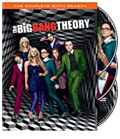Big Bang Theory: Complete Sixth Season [DVD] [Import]
