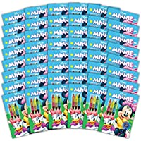 Bendon 42552-amzb 32-pageカラーリングandアクティビティブックwithクレヨン( 24-count ) 48Count 43142-AMZB