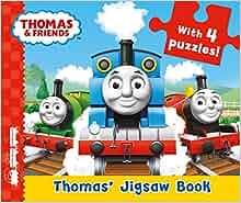 amazon thomas friends thomas jigsaw book egmont publishing