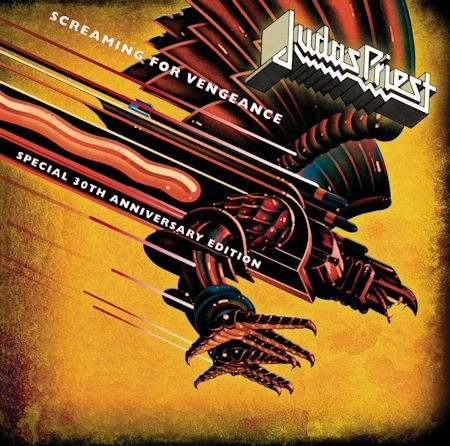 Judas Priest - Screaming For Vengeance (CD+DVD) [30th Anniversary Special Edition]