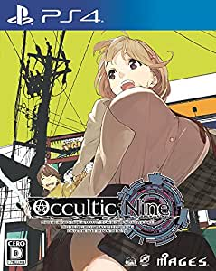 OCCULTIC;NINE 【Amazon.co.jp限定】描き下ろしA3クリアポスター 付 - PS4
