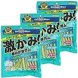 ドギーマン 犬用おやつ 激かみ 歯みがきガム スティック 小型犬 30本×3個セット(まとめ買い)