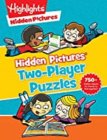 Hidden Pictures® Two-Player Puzzles (Highlights Hidden Pictures Two-Player Puzzles)
