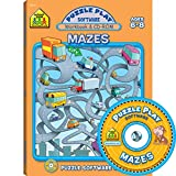 Computers Softwares Best Deals - Mazes: Puzzle Play Software, Ages 6-8