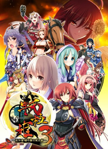 戦極姫3~天下を切り裂く光と影~ (豪華限定版) - PSP