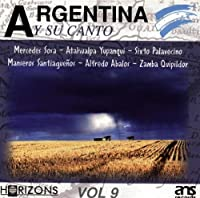 Argentina Y Su Canto
