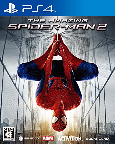 アメイジング・スパイダーマン2 - PS4