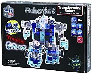 アーテック (Artec) アーテックブロック ロボティストシリーズ トランスフォーミングロボット 153210