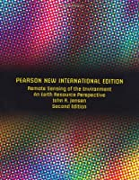Remote Sensing of the Environment: Pearson New International Edition: An Earth Resource Perspective (Pear05)