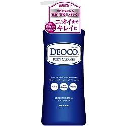 デオコ 薬用デオドラント ボディクレンズ 350ml