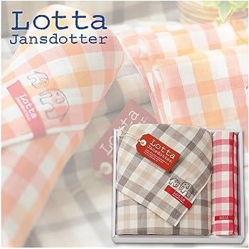 790d9d530d51d Amazon|Lotta Jansdotter タオルギフトセット 北欧デザイン 今治タオル ...