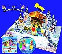 Weihnachtskrippe + CD