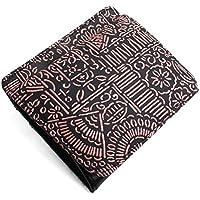 [古都印伝] 日本製 本革 財布 単札入れ 小銭入れ コインケース コンパクト 財布 ナイル 印伝 漆 和柄