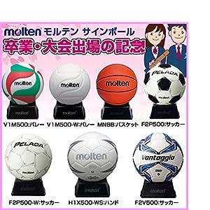 卒業記念・大会出場の記念品に最適!molten(モルテン) スポーツ競技別 サインボール