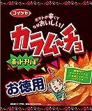 湖池屋 お徳用カラムーチョチップス ホットチリ味 125g×10袋