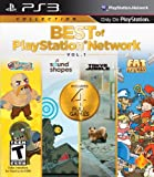 Best of PlayStation Network Vol. 1 (輸入版:北米) PS3