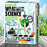 4M 4573 Weather Station Kit Brown